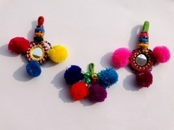 Ethnic Banjara Key Rings
