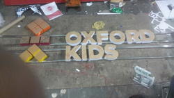 3D Acrylic Letter Sign Board