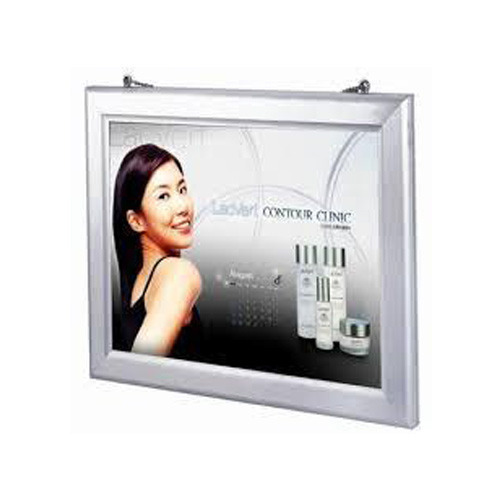 Crystal LED Backlit Display Frame