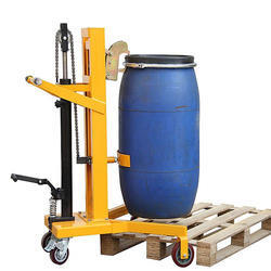 Manual Drum Trolley