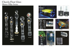 Glass Master Pillars