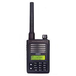 Portable Radio - VHF/UHF