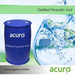 Distilled Peracetic Acid