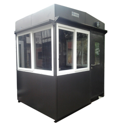 Office Security Cabin