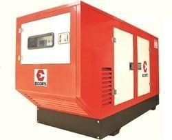 45 KVA Escorts Silent Generator