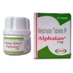 Melphalan 2mg, 5mg Tablets
