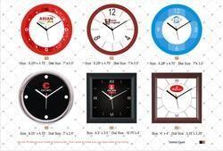 Table & Wall Clock