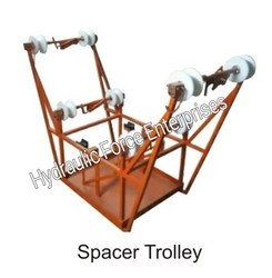 Spacer Trolley for Quad Conductor