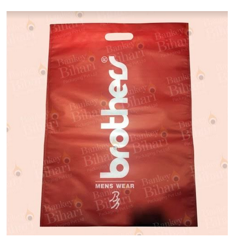 Multicolor Printed BOPP Laminated Non Woven Shopping Bag