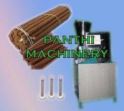 Automatic Dry Dhoopbatti Making Machine