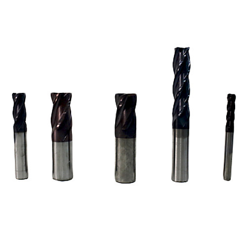Solid Carbide Square End Mills