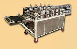 Semi Automatic Khakhra Rolling Machine