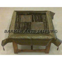 Table Cover Brasso Velvet Border
