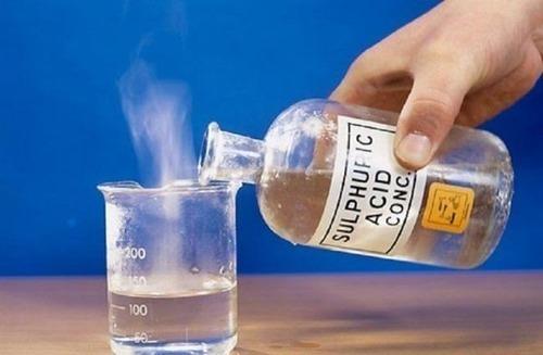 Sulphuric Acid 98% (Pure Acid)