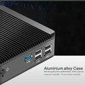 Fanless PC Mini PC Celeron - MBOX-520-i5-4R-500H