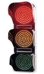 Red Amber Green Traffic Signal