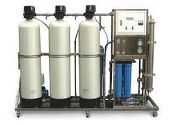 750lph commercial water plant