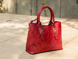 Medium Designed Cut Ladies Bags