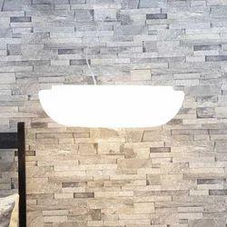White Saucer Pendant Lamp