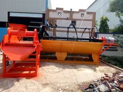 Bucket Wheel Sand Classifier And Washing Plant