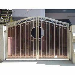 Stainless Steel Gates Designer S S Residential Main