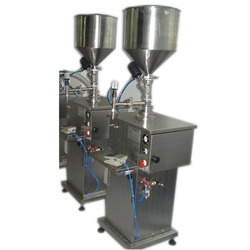 Ointment Tube Filling Machine