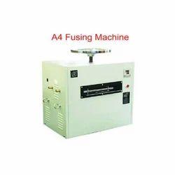 A4 Fusing Machine