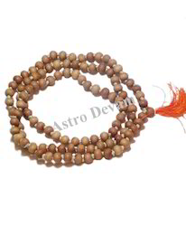 Safed Chandan (white Sandal Wood) Rosary