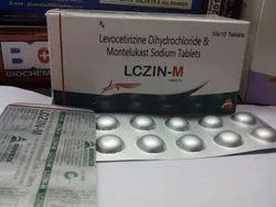 Levocetrzine 5mg & Montelucast 10mg
