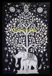 Elephant Bedsheet