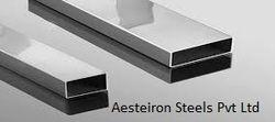430Ti Stainless Steel Rectangular Tube
