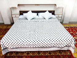 Dots Printed Bed Spreads
