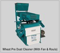 Wheat Pre-Cleaner Cum Emery Roller