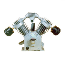 Industrial Air Compressor Top Block