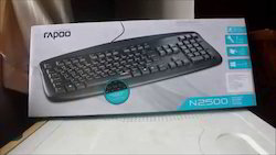 Rapoo Wired Entry Level Keyboard