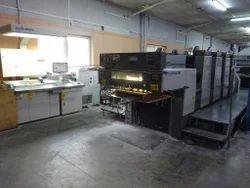 Used Offset Printing Machine