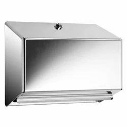 Stainless Steel Tissue Dispenser