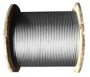 SS Wire Rope - Stainless Steel Wire Rope Manufacturer from Vadodara
