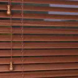Wooden Venetian Window Blinds