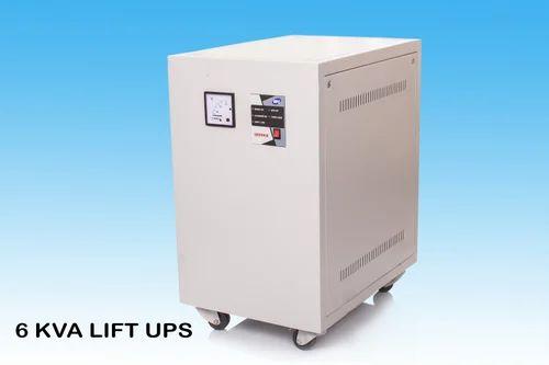 6 KVA Lift UPS