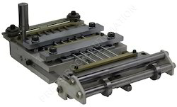 Pneumatic Feeder with Thin Strip Guide & Special Width Guide
