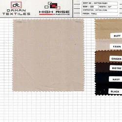 Cotton Ruby Fabric