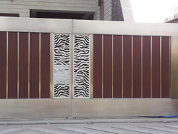 Designer Gate for Home