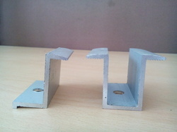 Solar Panel Mounting Structure Clamp