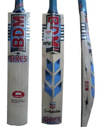 Cricket Bat Sixes
