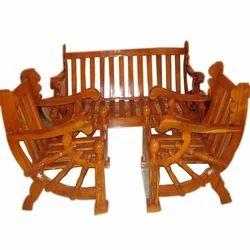 Wooden Sofa Set In Saharanpur Uttar Pradesh Lakdi Ka