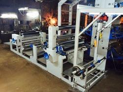 Printing Machine with Online Sheet Cutting