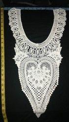 Cotton Lace Neck Collar