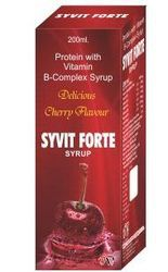 Protein and Vitamin B Complex Syrup
