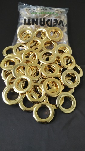 Gold Eyelet Ring for Curtain